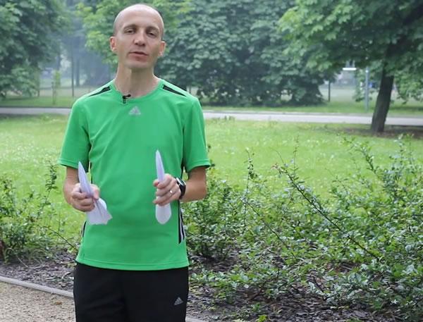Biegaj ze Staszewskimi cz.5 – technika biegu