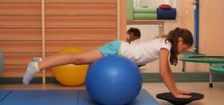 Rehabilitacja słodkiego pączuszka