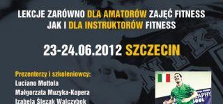 BIG FITNESS WEEKEND 23-24.06.2012 SZCZECIN