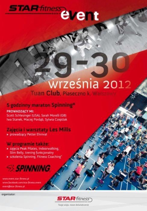 Star Fitness Event 2012