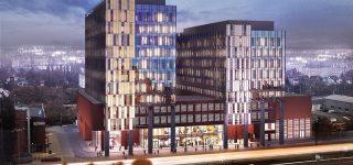 Największy obiekt sportowy w biurowcu powstaje w Gdańsku