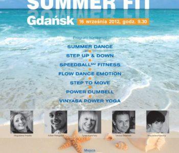 16 września – IFAA SUMMER FIT Gdańsk