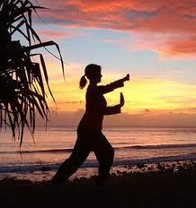 Medytacja w sportach walki