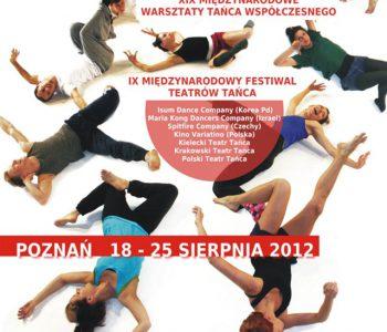 Dancing Poznań 2012