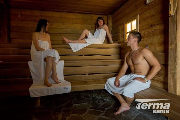 Żyj zdrowo, korzystaj z sauny