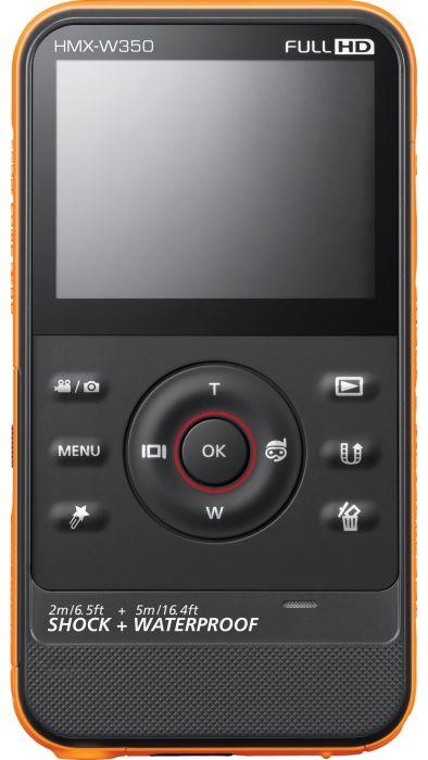Przygoda w zasięgu ręki ze sportową kamerą Samsung W350