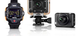 BenQ SP2 – Kamera sportowa dla aktywnych