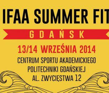 IFAA SUMMER FIT Gdańsk