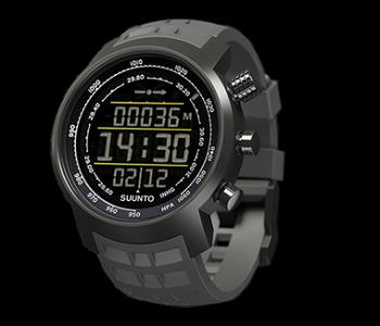 Firma Suunto wprowadza na rynek zegarek Elementum Terra Stealth