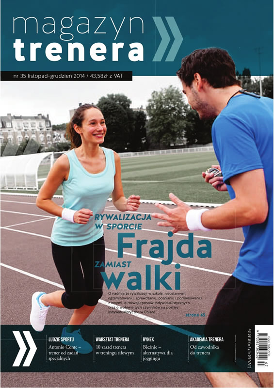Magazyn Trenera / Listopad-Grudzień 2014