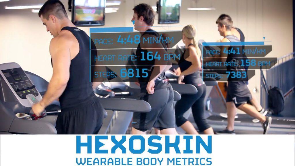 Hexoskin – inteligentna odzież termiczna