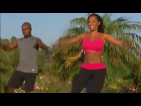 Mel B – 15 minutowy trening cardio