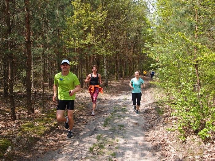 Trenuj z mistrzem – obóz biegowo-jogowy w Puszczy Niepołomickiej