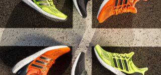 Niech Twój trening nabierze koloru z butami adidas!