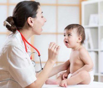 Skuteczny sposób na ból gardła u dzieci