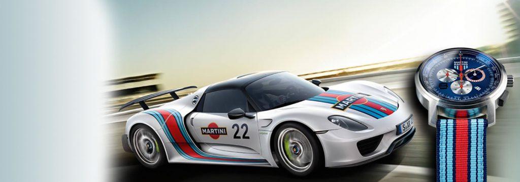 Sprzęt sportowy od Porsche