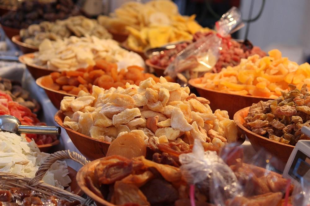 Jakie znaczenie w diecie mają bakalie?