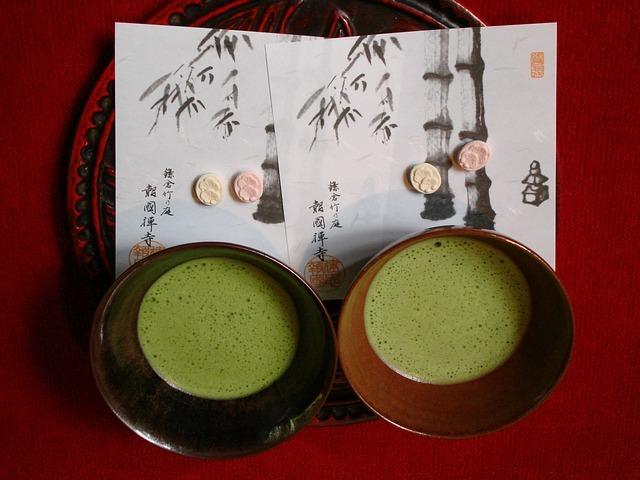 Zielona herbata – droga do zdrowia