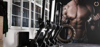 Fototapety do siłowni
