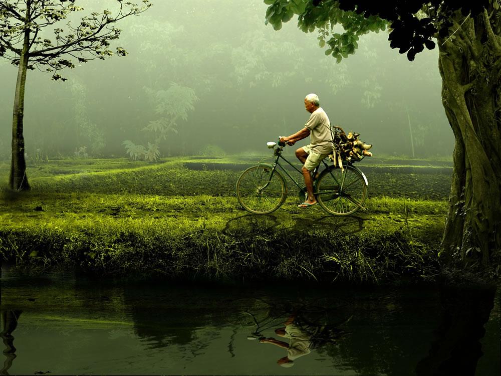 Co zabrać ze sobą na wycieczkę rowerową?