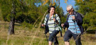Seniorzy a aktywność fizyczna