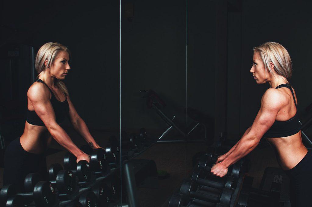 Bądź stylowa na siłowni!