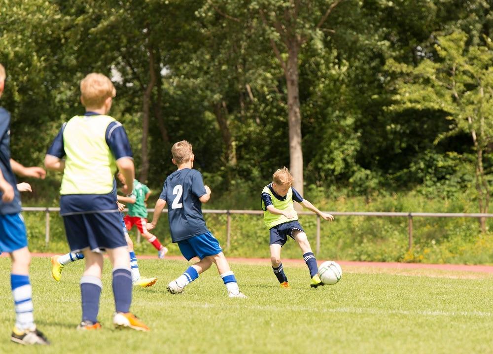 Givova popluarny strój piłkarski dla dzieci