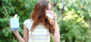 Co przyniesie ulgę przy alergii?