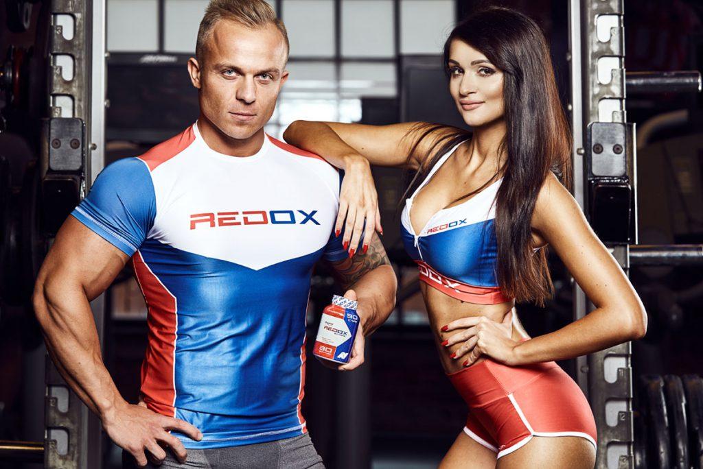 Spalacz tłuszczu REDOX extreme, jako wsparcie treningu