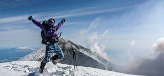 Najlepsze ubranie na pieszą wędrówkę zimą – na co zwrócić uwagę?