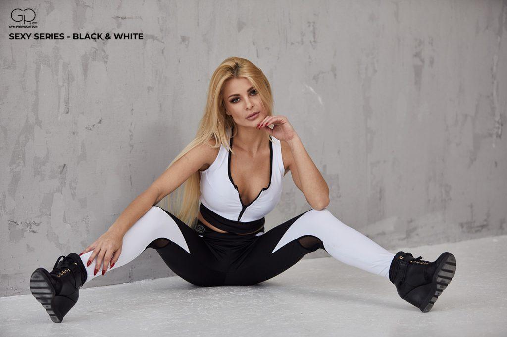 W co ubrać się na trening? Wygone legginsy