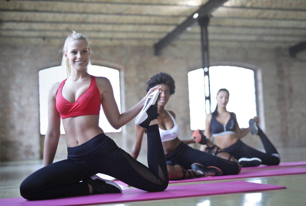 Legginsy fitness na Pricelesso